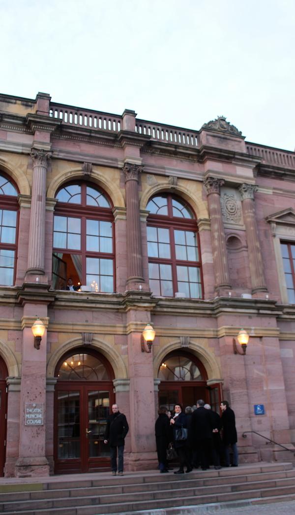 theatre municipal colmar