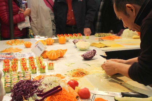 foire expo art legumes