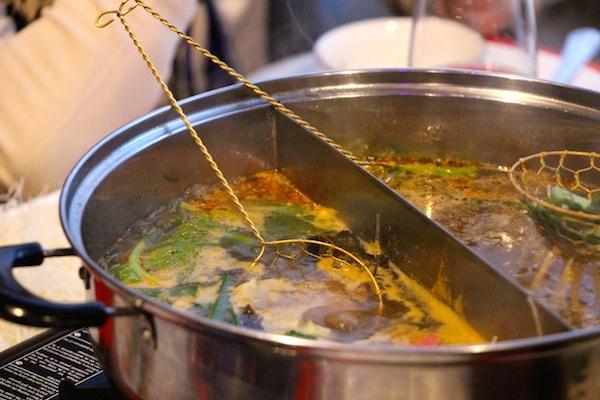 La dégustation de la fondue vietnamienne - © My-Mulhouse.fr