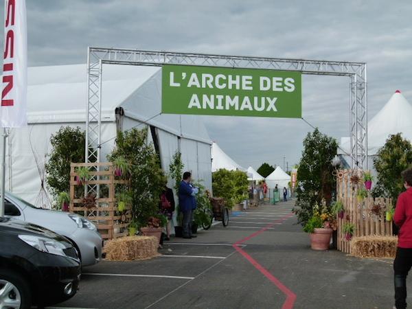 arche des animaux foir'expo 2016 mulhouse