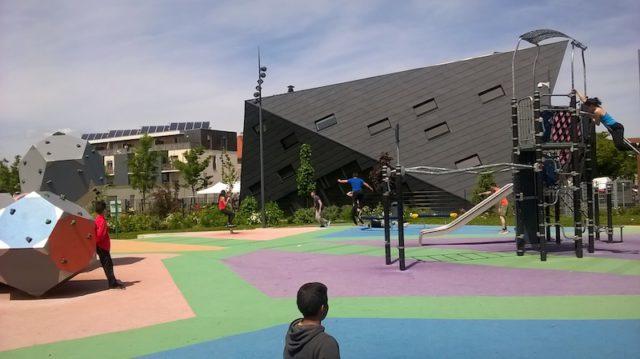 quartier wagner mulhouse Origami