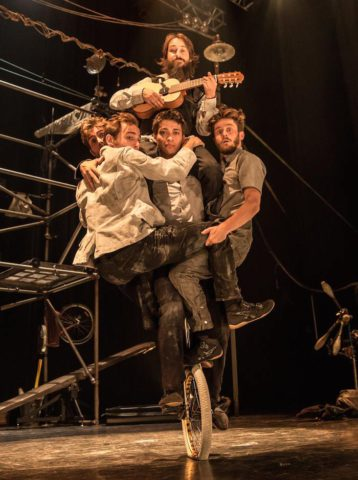 Machine de cirque ©Loup William Theberge