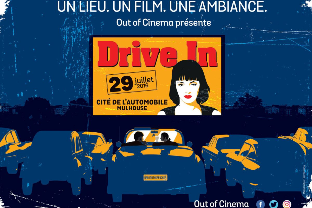 couverture out of cinema affiche