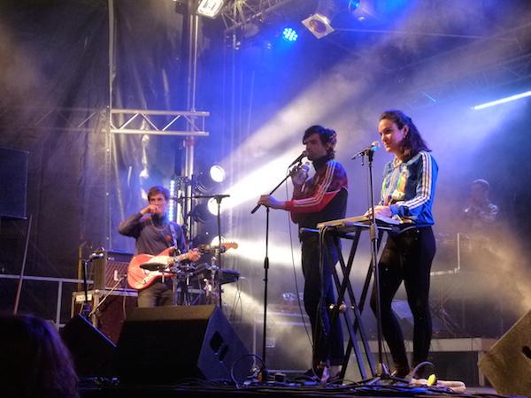 Le groupe Bagarre tout sourire à su convaincre Mulhouse - © My-Mulhouse.fr