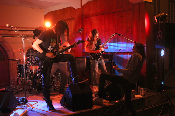 groupe metal trash fete musique guebwiller