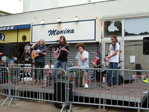 Le groupe Odyssée que j'ai adoré ! - © My-Mulhouse.fr