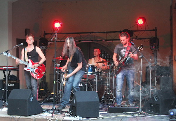 groupe rock guebwiller fete musique 2016