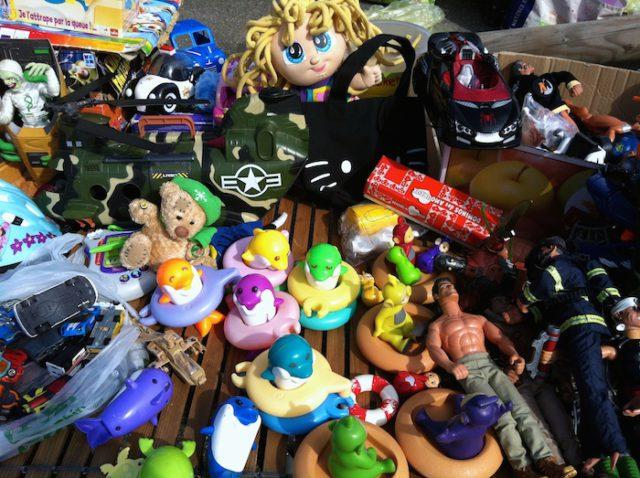 Des jouets en veux-tu en voilà - © My-Mulhouse.fr