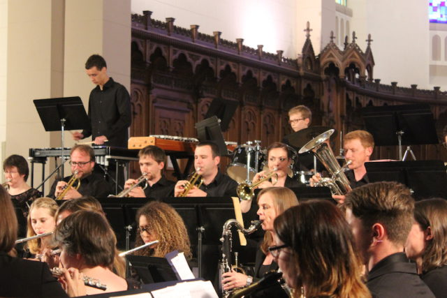 L'Orchestre d'Harmonie de la Musique Saint Barthélemy - © My-Mulhouse.fr