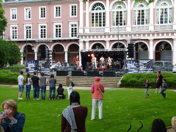 La scène fribougeoise durant la fête de la musique - © My-Mulhouse.fr