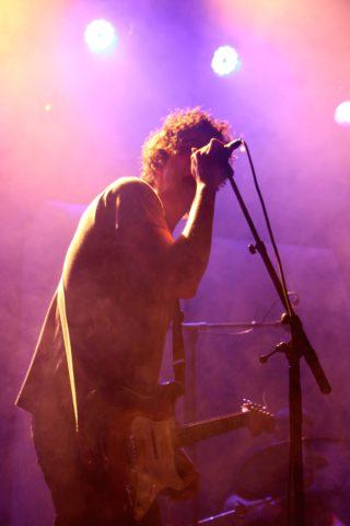Ben Shemie, la voix des Suuns - © My-Mulhouse.fr