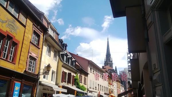 centre ville mulhouse