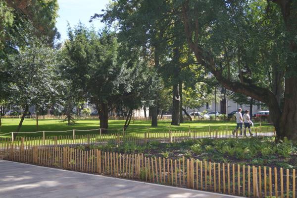 Autre vue du parc - ©Aurore Keller pour MyMulhouse