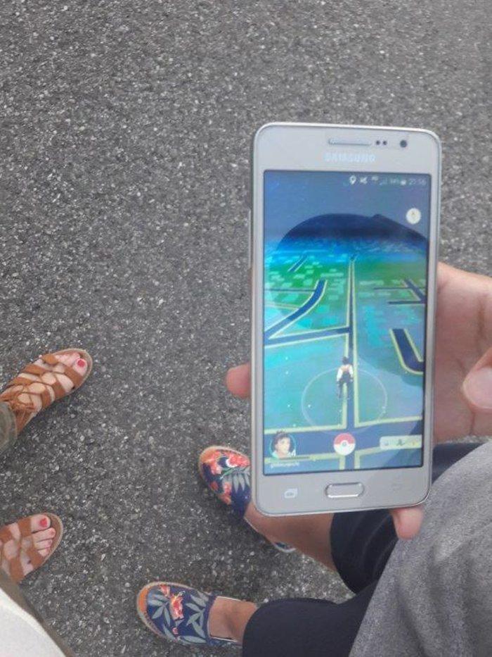 L'appli et le smartphone récent : indispensables pour jouer à Pokémon Go - © My-Mulhouse.fr
