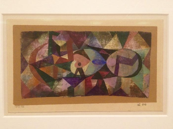 Œuvre Paul Klee - ©My-Mulhouse.fr