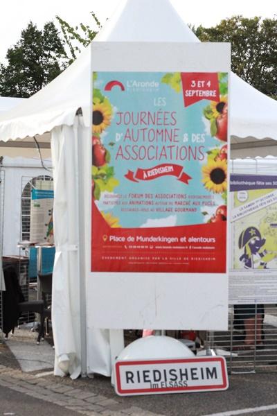 Affiche Journée d'Automne à Riedisheim - © My-Mulhouse.fr