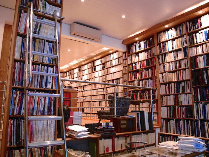 Des livres jusqu'au plafond ! - © My-Mulhouse.fr