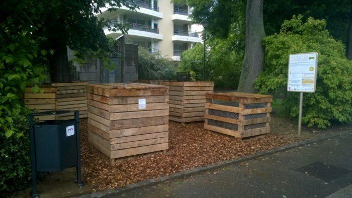 Des composteurs en self-service ! - ©Camille dietsch pour My Mulhouse