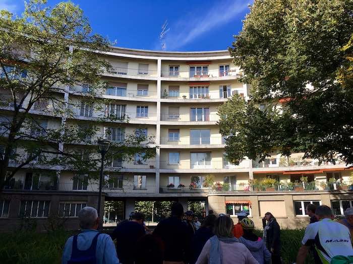 Le bâtiment annulaire - © My-Mulhouse.fr