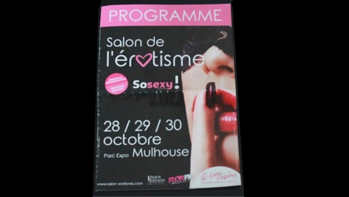 Le salon de l 39 rotisme de mulhouse my mulhouse le mag for Salon de l erotisme 2017