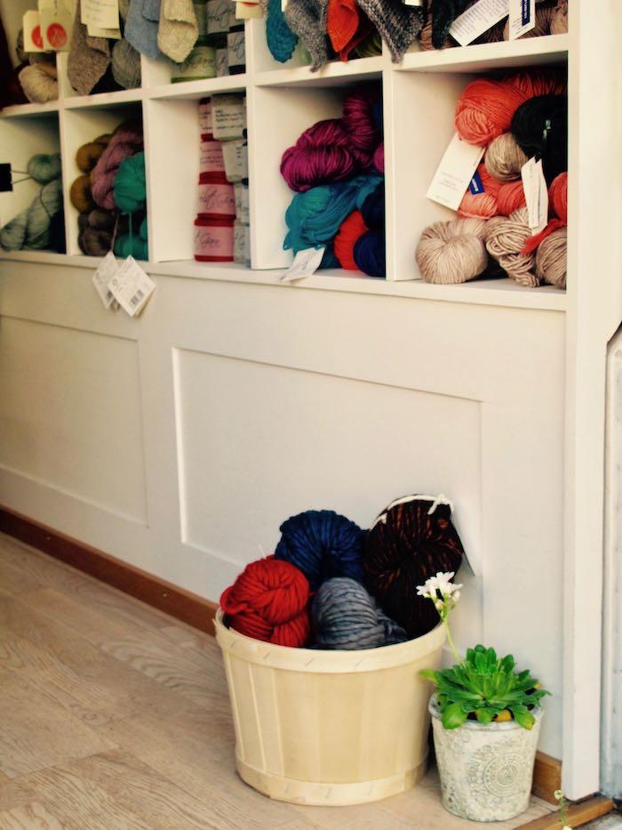 De la laine à gogo ! - © My-Mulhouse.fr