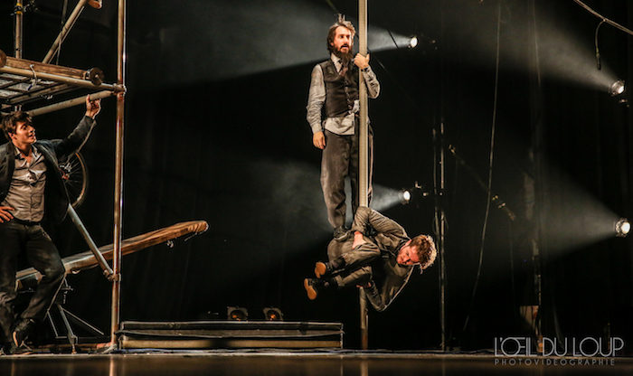 Machine de Cirque - © Loup William Theberge