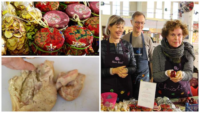 Faire son foie gras ou décorer son sapin avec la pomme Christkindel : les animations de ce samedi-là au marché - © My-Mulhouse.fr