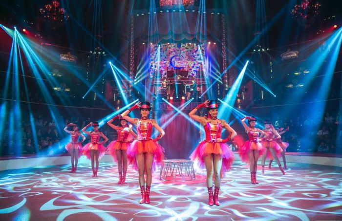 Le cirque Bouglione - © Cirque d'hiver Bouglione