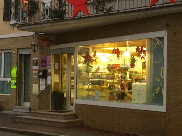 La boulangerie Muller d'Illfurth - © My-Mulhouse.fr