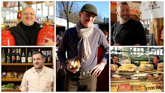 Les commerçants : ils aiment ce qu'ils font, et ça se voit ! - © My-Mulhouse.fr