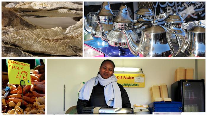 De Dakar à Lisbonne, de Rabat à Pékin, on voyage aux quatre coins du monde au marché ! - © My-Mulhouse.fr