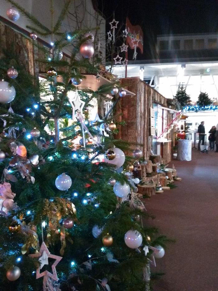 Le marché de Noël de Brunstatt - © My-Mulhouse.fr