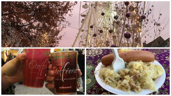 A voir, à boire et à manger au Marché de Noël de Mulhouse - © My-Mulhouse.fr