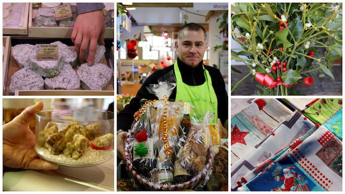 Un Noël à déguster au marché - © My-Mulhouse.fr