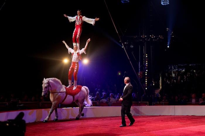 De l'émotion ! © Cirque d'Hiver Bouglione