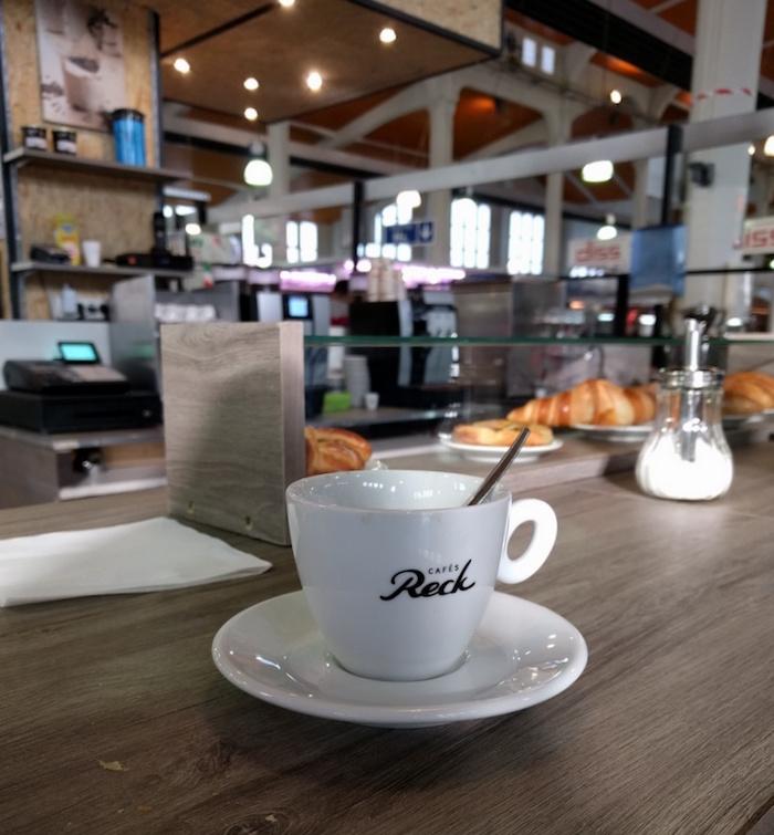 Le bon café - et les viennoiseries ! - © My-Mulhouse.fr
