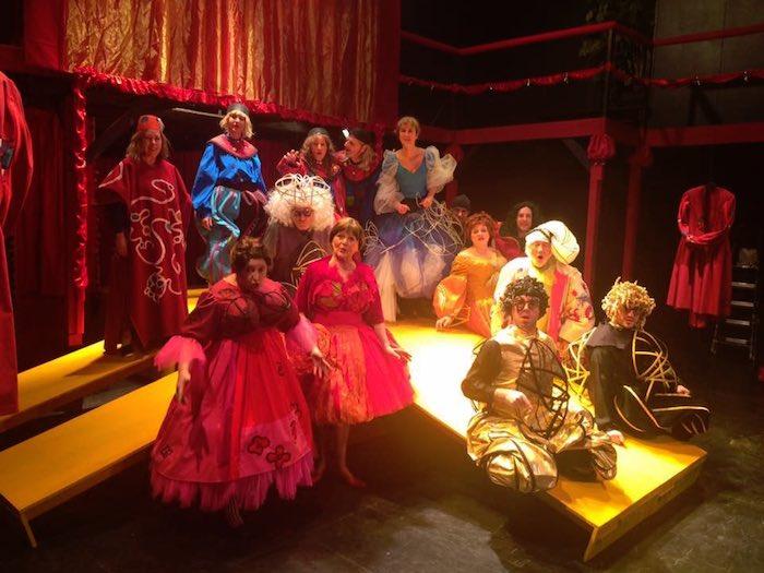 Le Bourgeois Gentilhomme -© Theatre-Poche-Ruelle