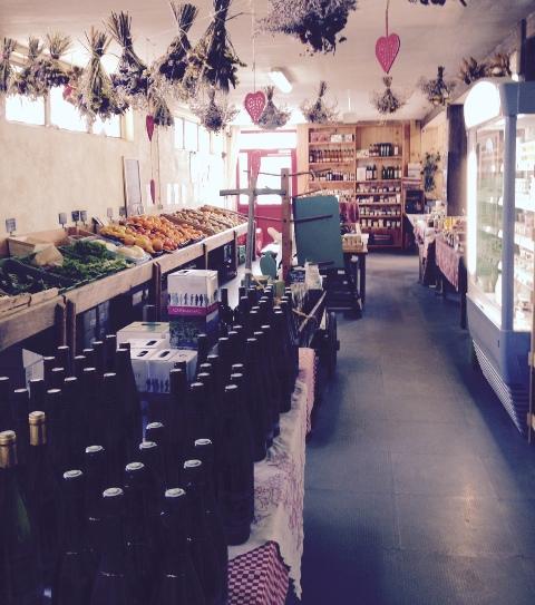 boutique fruits et legumes locaux