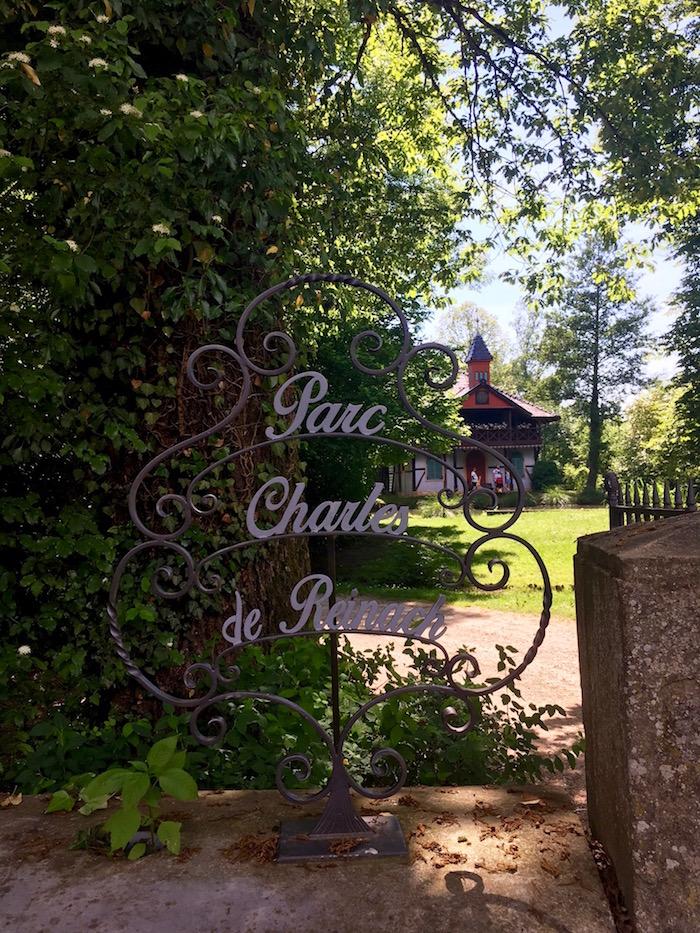 L'entrée du Parc - © My-Mulhouse.fr