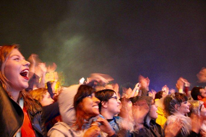 """Dès les premières notes d'""""Everything Now"""", le public est conquis - © My-Mulhouse.fr"""