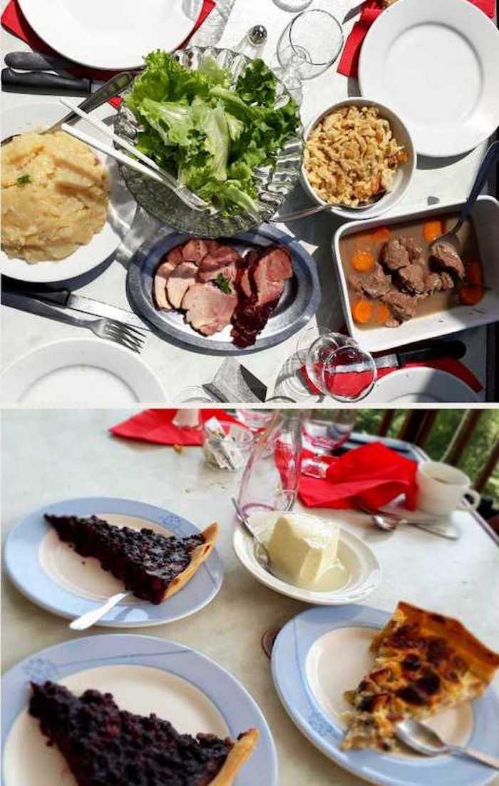 Le repas Marcaire - © My-Mulhouse.fr
