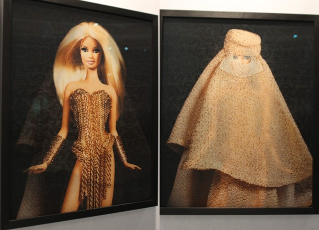 barbie art contemporain