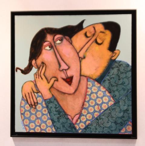 amoureux art
