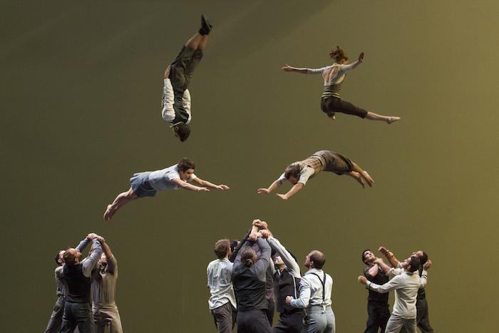 Des figures spectaculaires - © Christophe Raynaud de Lage