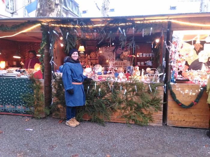 Un marché de Noël 100% authentique ! - © My-Mulhouse.fr