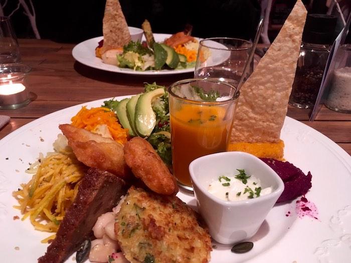 Une belle assiette végétarienne - © My-Mulhouse.fr