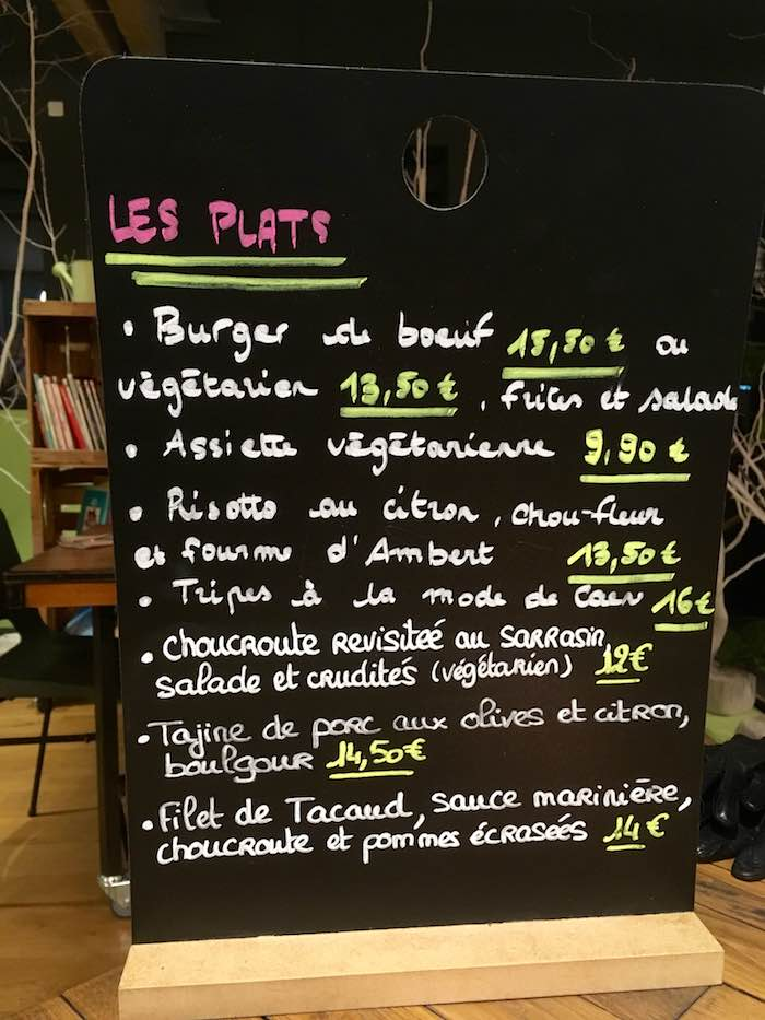 Une carte plutôt sympa ! - © My-Mulhouse.fr