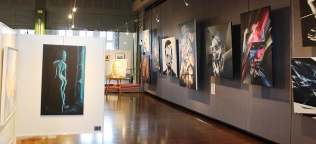 expo peinture salle grassegert