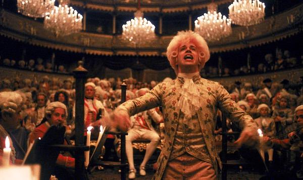 Le génie de Mozart, la puissance de sa musique interprétée en live -© The Saul Zaentz Company Warner Bros