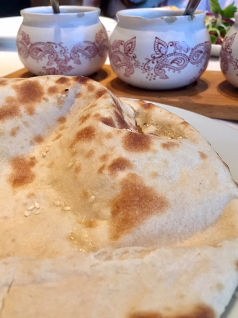 Naans au fromage - © My-Mulhouse.fr